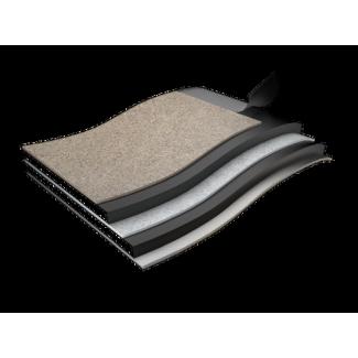 Подкладочный самоклеящийся ковер D-Basis FIX Glass 1*30м