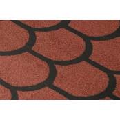 Рулонная кровля Техниколь Бобровый хвост