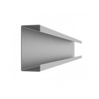 крепежный профиль с-образный широкий 64х90х3000