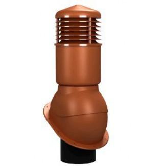 Вентиляционный выход неизолированный D150мм Н550мм