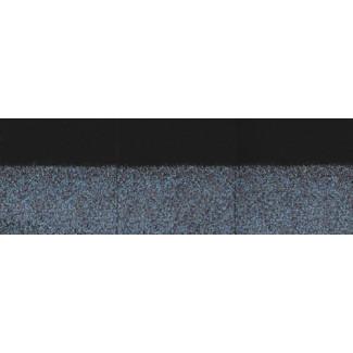 Коньково-карнизная черепица (10/22м.п.) цвет чернослив