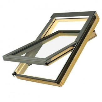 Мансардное окно FTP-V  U3 66*118
