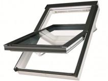 Мансардное окно PTP  U3 из  ПВХ   55*  78